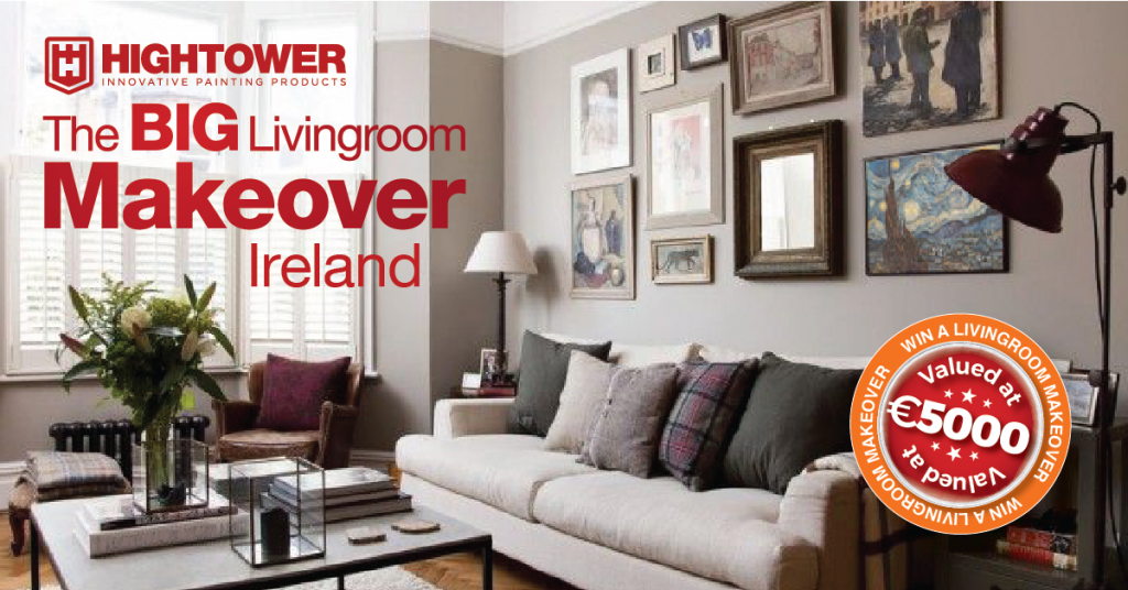 The Big Living Room Makeover